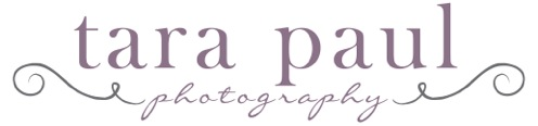 image for tara paul photography logo